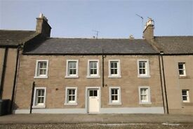 To Rent In Forfar Three Bedroom Terraced House In Conservation Area