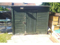 TO BE DISMANTLED - FREE GARDEN SHED 12X8 (PLEASE SEE DIMENSIONS)