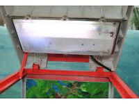 Fish Tank / Aquarium. Aquastart 320. Red