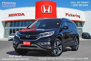 2016 Honda CR-V Touring | LEATHER | NAVI | REAR & SIDE CAMERA