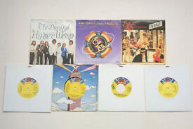 "7 Electric Light Orchestra (ELO) 7"" Single Vinyl Records Joblot **ALL PICTURED**"