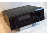 Denon AVR3300 AV Surround Receiver complete with Remote Control - BIG amp with a BIG sound!