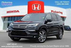 2016 Honda Pilot Touring | LEATHER | NAVI | DVD