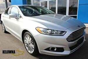 2014 Ford Fusion SE - No Accidents | Sunroof | Leather Interior!