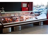 SERVE OVER COUNTER FRIDGE, CHILLER, MEAT DAIRY FISH ISPLAY