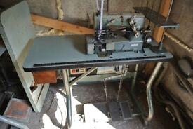 Rimoldi Coverstitch Sewing machine Ideal for Lingerie