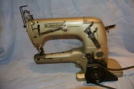 Cylinder Arm Coverstitch Union Special Twin needle Sewing machine