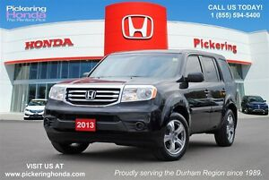 2013 Honda Pilot LX | TRAILER HITCH | BLUETOOTH | REAR CAMERA