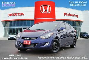 2013 Hyundai Elantra Limited | LEATHER | SUNROOF | HEATED SEATS