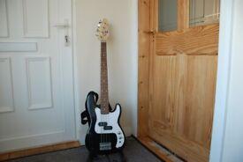 Bass Guitar 3/4 size