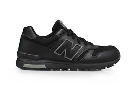 Mens New Balance 565 Moyen - ML565NN - Black Trainers