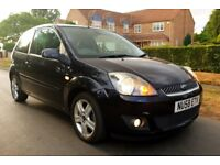 Fiesta 1.2 Zetec Climate - 1 Owner From New, Full Ford Service History, 12 months mot, Bluetooth ac