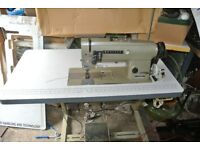 Brother Double Needle, Needle Feed Heavy Duty Sewing machine Model LT2-B832-3