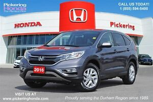 2016 Honda CR-V EX | AWD | SUNROOF | BLUETOOTH