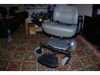 Quingo electric powerd wheelchair