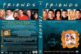 Friends videos series 1-8