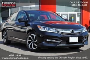 2017 Honda Accord EX-L | V6 | LEATHER | SUNROOF