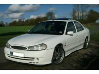 Ford mondeo mk2 st24 full bodykit for sale,bumpers,grill,rear spoiler