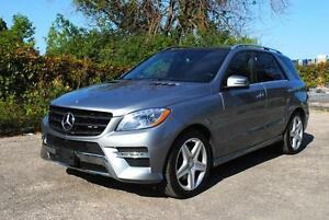 2015 Mercedes-Benz M-Class 4MATIC 4dr ML350 BlueTEC
