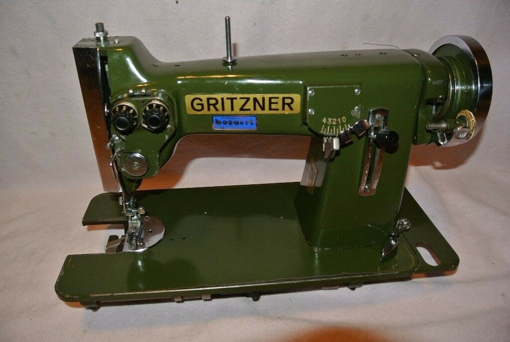 Green Gritzner Vintage Sewing Machine In Southmead Bristol Gumtree Delectable Gritzner Sewing Machine Price