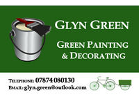 Green Painting & Decorating - high quality work, competitive price