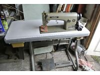 Brother INDUSTRIAL Sewing machine for Alteration shops, Home use, factory, Schools,,DB2-B716-403AB