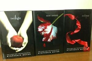 Twilight books Stephenie Meyer