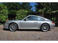 "2009 Porsche 911 Carrera 2 (997 Gen II) 3.6 Manual Sat Nav 19"" Alloys Full Porsche Service History"