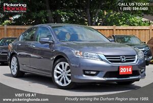 2014 Honda Accord Touring LEATHER NAVI SUNROOF