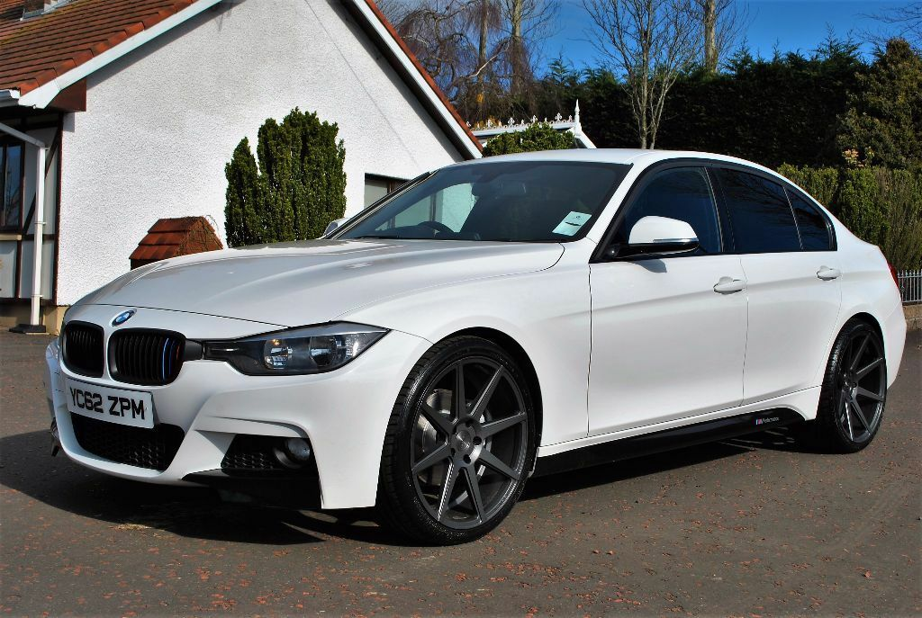 bmw f30 320d m sport finance available in toomebridge county antrim gumtree. Black Bedroom Furniture Sets. Home Design Ideas