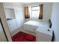 Spacious en suite double room with large garden in Neasden