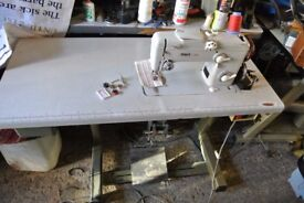 Pfaff Zig Zag Freehand Embroidery Industrial Sewing Machine Model 260