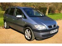 2004 Vauxhall Zafira 2.0 dti Energy ( FULL SERVICE HISTORY + WARRANTY)