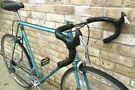 62cm Claud Butler racing race road city bike XXL large frame racer Reynolds 531bicycle