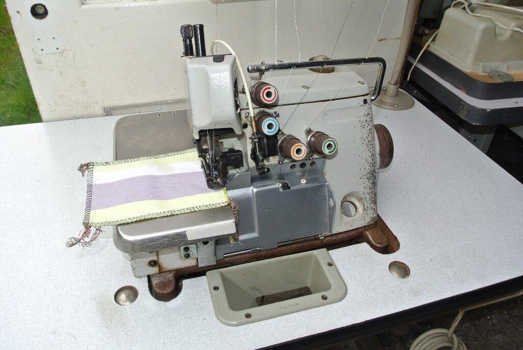 Brother Industrial Overlocker Machine In Southmead Bristol Gumtree Interesting Brother Industrial Overlock Sewing Machine