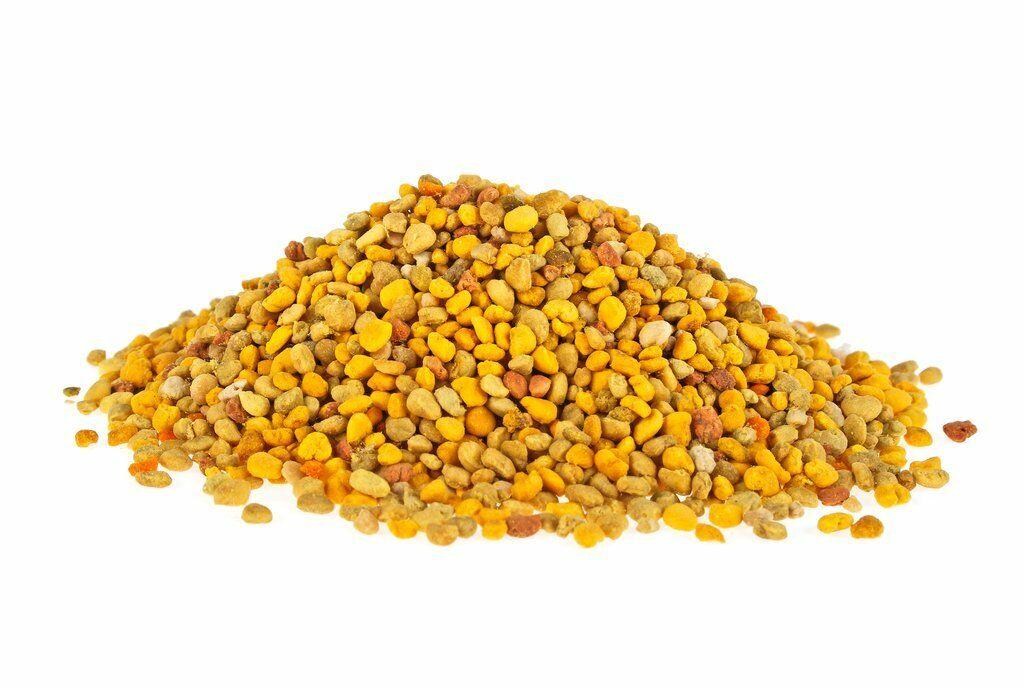 2  Badia® BEE POLLEN /Granules/Pure/Polen/de/Abeja/Granulado/Kosher GF 1.25 oz 2