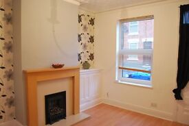 2 Bedroom, 2 Reception, Terraced House in Spring Street DE22, full gas CH. No agency fees. No DSS