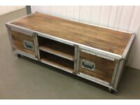 Industrial Style, TV Unit, New & Boxed.