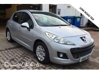 NOW REDUCED 2011 Peugeot 207 1.4 Hdi DIESEL 61 plate, lovely little car low road tax 75 mpg !