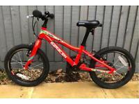 """Saracen mountain bike 16"""""""
