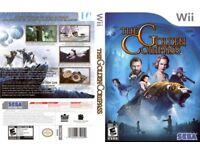 Nintendo wii the golden compass adventure game