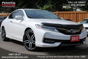 2017 Honda Accord Touring V6 LEATHER NAVI