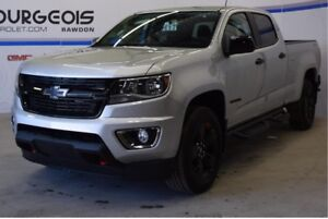 2018 CHEVROLET COLORADO 4WD CREW CAB LT LONG BOX (4LT)