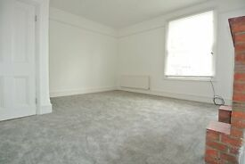 Superb newly refurbished large 2 bed flat in one of the most sought after roads in Queens Pk.