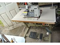 Brother industrial overlocker 3 Thread sewing machine