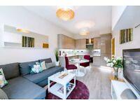 A spacious furnished 2bedroom 1bathroom w/ ample storage, daytime concierge in Farringdon Rd EC1R.