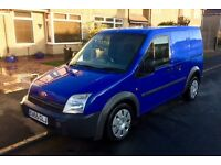 FORD TRANSIT CONNECT L T220 TD SWB AIR CON, FSH, JULY MOT RECENT CAM BELT