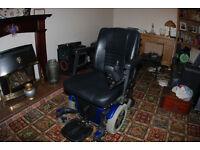 Quantum 600 Electric Wheelchair