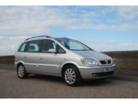 Vauxhall Zafira, Under 50K Miles, 1 Previous Owner, 12 Months MOT, Drives Great
