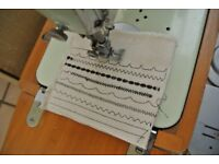 Singer automatic Freehand embroidery Swing needle Sewing Machine Model 319K2